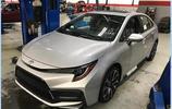 豐田全新卡羅拉海外到店實拍!搭1.8L混動引擎,內配懸浮大屏