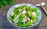 四月瘦身,我最愛這道蘆筍炒雞片,簡單又健康,好吃還不長肉