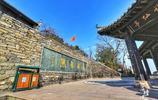 因為花木蘭,這座山成為了千年香火聖地,被列為國家重要景點