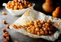 鹽焗鷹嘴豆的做法