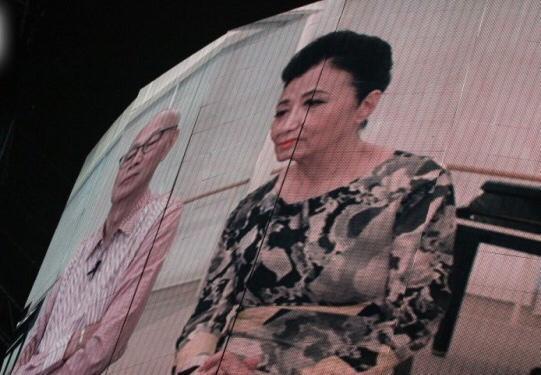 汪明荃開演唱會,當場喊話給羅家英:長命點陪自己!