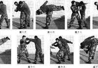 軍警搏擊摔法
