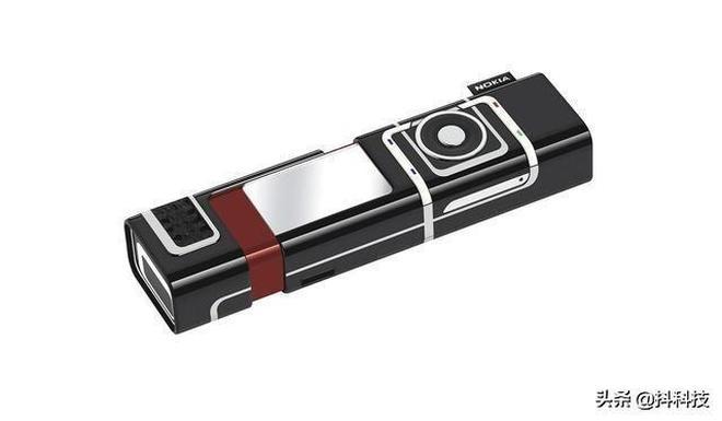 17年前諾基亞十大創意手機, 設計前衛放在今天也 不過時