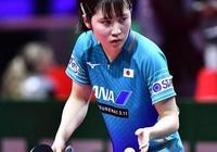 又一日本天才少女偶露猙獰,14歲奪雙冠需引起國乒重視