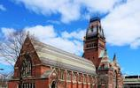 哈佛大學,最早的私立大學之一