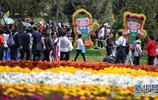 北京世園會園區成為京郊旅遊新熱點