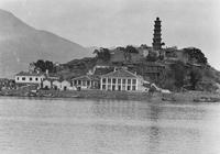 福州珍貴老照片,感受1917年的福州