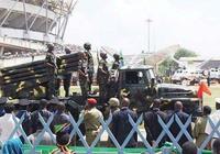 非洲最像解放軍的部隊,稱霸非洲!