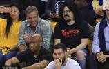NBA總決賽第5場:勇士Vs騎士 納什領銜眾星到場助陣