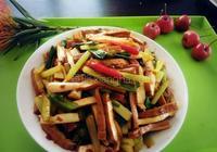 芹菜豆腐乾