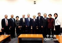 """王金平率""""藍委""""訪問日本 將於前首相森喜朗進行會談"""