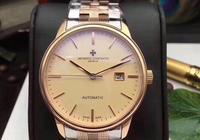 江詩丹頓機械腕錶,一款性價比超高的腕錶品牌