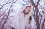 玉淵潭櫻花節 學習小姐姐的拍照姿勢吧