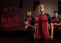 紅色雄獅!阿迪達斯發佈累西腓體育全新第二客場球衣