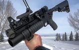 輕武器欣賞系列,獵槍步槍衝鋒槍,沒有一個是善茬