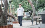 金在中在韓劇《Manhole》的高清劇照和現場圖