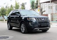 成熟男人選擇這幾款SUV,比普拉多更便宜,開出去又有面子