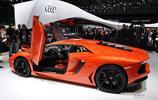 汽車圖集:蘭博基尼 Aventador LP700-4