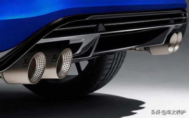 """又一款帶有""""R""""標誌的大眾車,配四出天蠍排氣,動力超301馬力"""