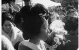 一組歷史照片:廣島原子彈爆炸20年後的廣島 他們似乎過得不錯