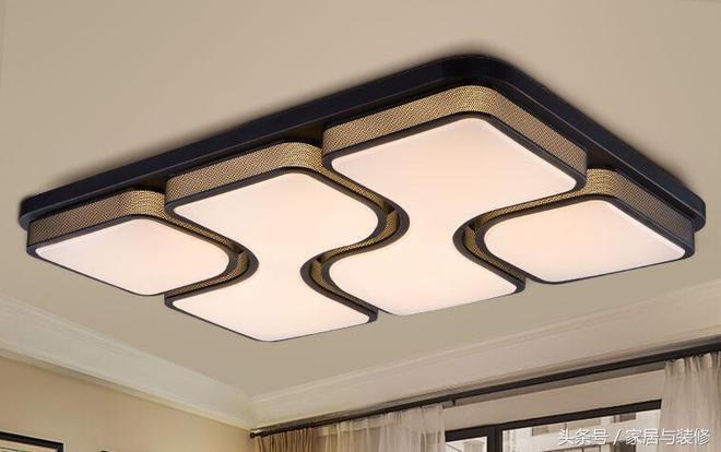 資深家裝設計師:推薦6款客廳、臥室燈,不選貴的,只選對的