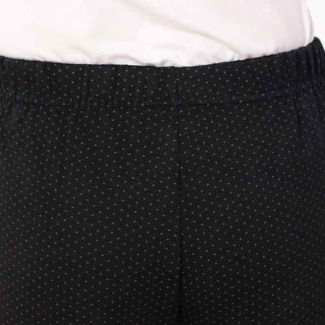 """""""媽媽褲""""終於出新款了,不沾灰不褶皺一年四季能穿,洋氣又端莊"""