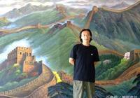 溫鴻翔油畫展5月20日在淮北圖書館展出