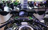 湖北摩友花38萬元買輛川崎H2,重型速度摩托車非一般超跑能及