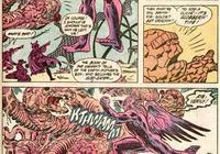 漫威中有哪些超級英雄實力接近神明?