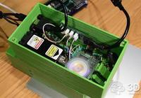 Hexastorm:可優化3D打印的透明多邊形激光掃描儀