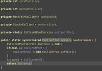 解決elasticsearch java client連接慢