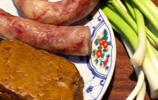 灌好的臘腸炒素菜,太好吃了,過年待客備選美味下酒菜