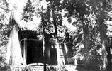 清末民初一組少林寺珍貴老照片,那個時候千年古剎還未被毀