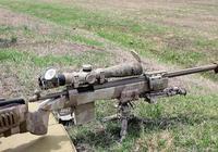 假如你在叢林作戰,以下狙擊槍4選1,你會選擇哪把作戰?
