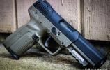 【手槍界的威猛先生】比利時FN57手槍圖集