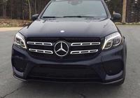 2017款奔馳GLS450解析霸氣十足、華而不貴頂級SUV