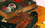 一組古風繪畫,盡顯東方魅力,來自插畫師 伊吹雞腿子