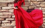 將大肚腩、小粗腿通通收起來,誰穿誰美麗的歐洲站時尚秋裝連衣裙
