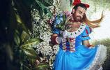 Ladybeard-COS 白雪公主與金剛芭比