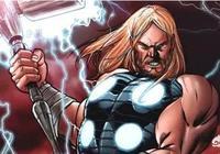 漫威中不拿雷神之錘的雷神有多強?