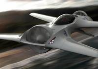 飛機看起來就像是 F1 賽車?未來的私人飛機就該如此