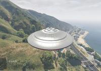 俠盜獵車手5(GTA5)駕駛外星人UFO