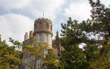 觀賞花石樓遊記,哥特式的塔尖