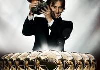 西甲出英豪!連續十年,金球獎獲得者出自西甲
