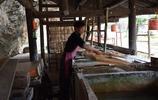 圖蟲風光攝影:石橋古法造紙