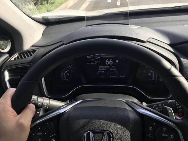 買車買本田CR-V好不好,本田CR-V車主行駛500公里後說了答案