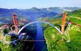 中國在建全球首條山區高鐵,長約633公里,耗資780億,2019年通車