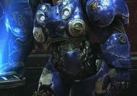 為什麼許多人都認為星際爭霸中機槍兵的鎧甲設計不符合人體結構?