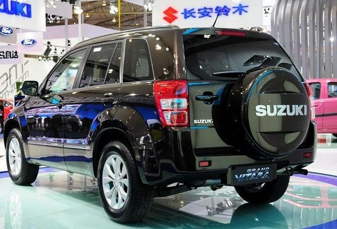 汽車圖集:鈴木超級維特拉汽車