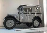 90年前寶馬推出立標車,名字叫3/15,車身顏色水泥灰,動力15馬力